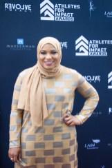 Olympian Ibitihaj Muhammad is the first American Muslim to win an Olympic medal. Photo by Jada Stokes for News4usonline