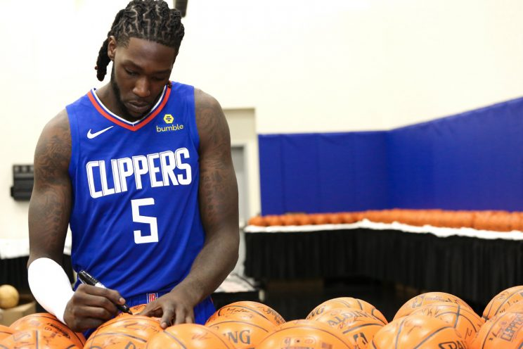 Clippers Media Day