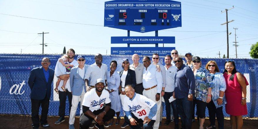 Dodgers Dreamfield