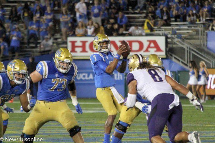 UCLA versus Washington