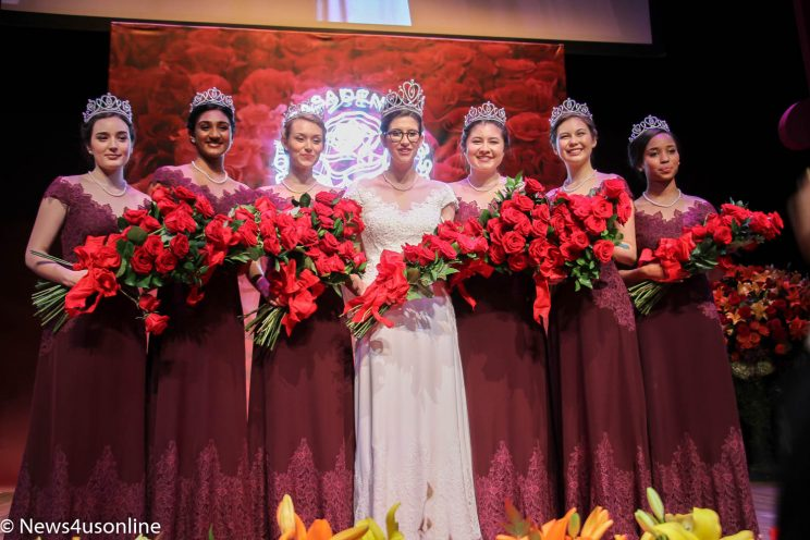 Tournament of Roses Royal Court