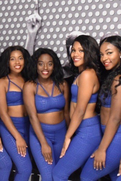 Howard University Ooh La La! Dancers