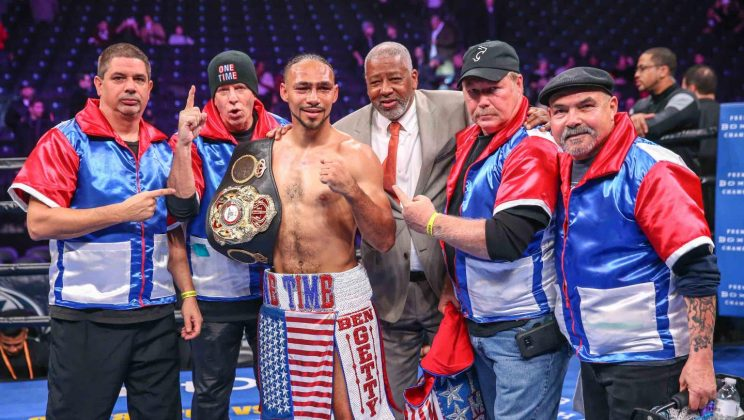 boxing-Keith Thurman