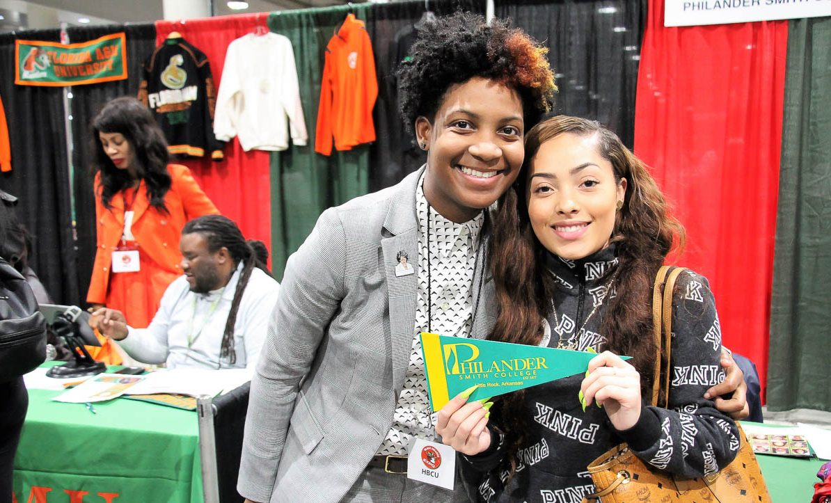 Black College Expo reflects the culture of the HBCU experience