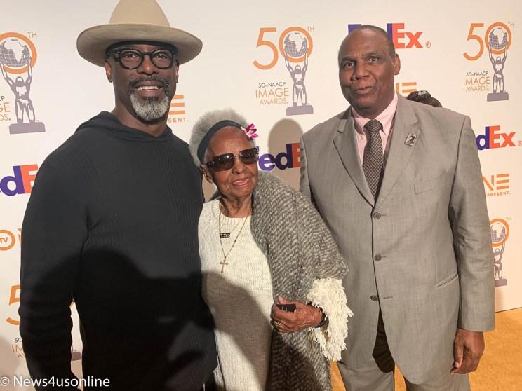 social justice NAACP Image Awards