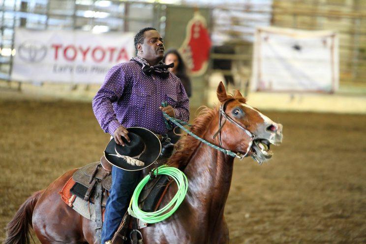 Bill Pickett Rodeo Invitational