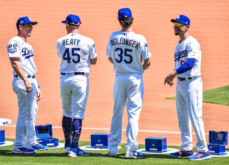 Opening Day - Los Angeles Dodgers