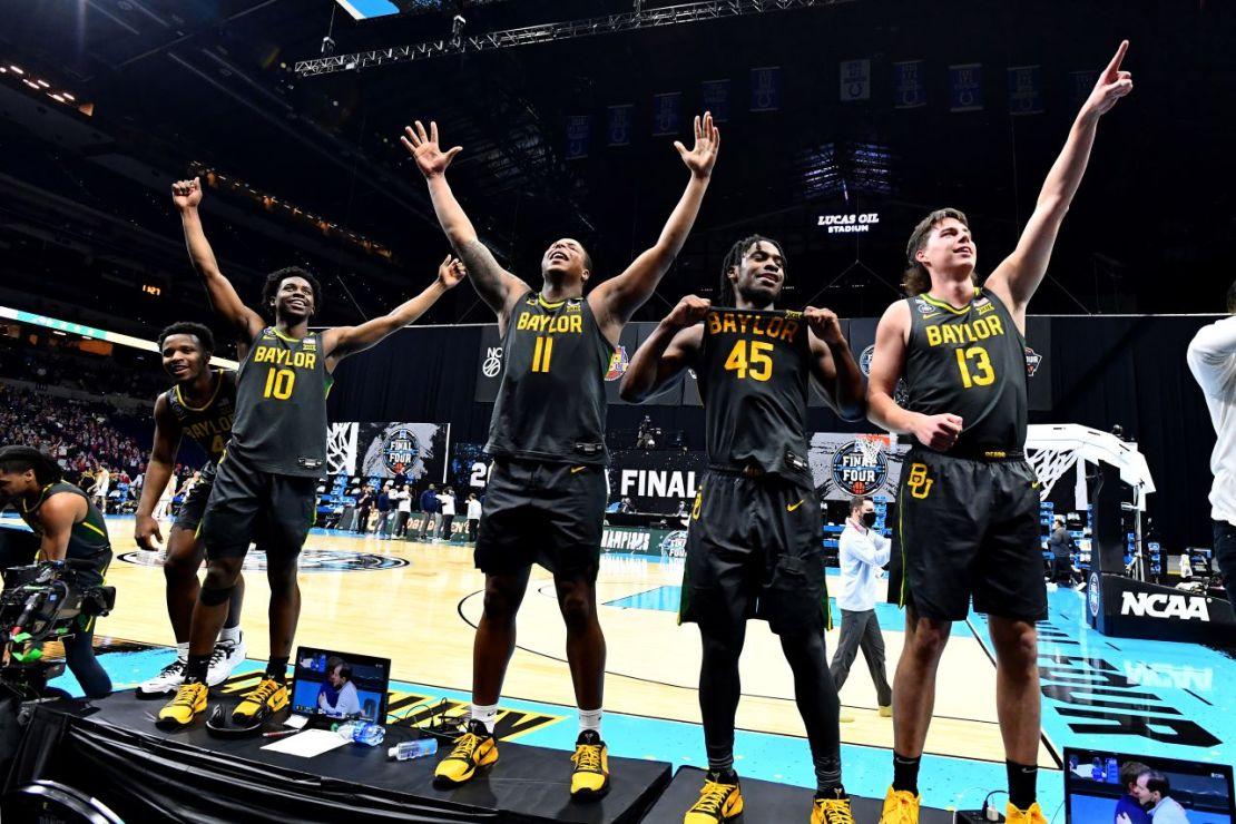Baylor defeats Gonzaga for NCAA Men's Division Basketball Championship