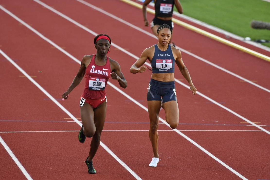 US Olympic Track and Field Trials