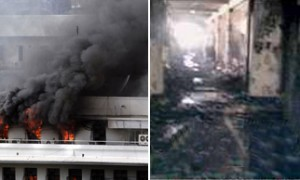 Mantralaya fire: Big ticket scam files destroyed!