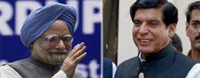 Hope to build good ties: Manmohan to new Pak PM