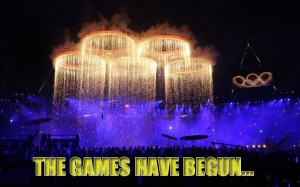 London 2012 opens with dazzling ceremony