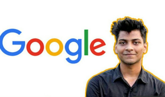 Google offers a package of 1 crore to  Patna Boy Adarsh Kumar