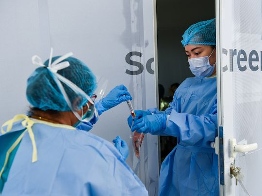 COVID-19: UAE announces 1,538 new coronavirus cases, 1,411 recoveries and 4 deaths
