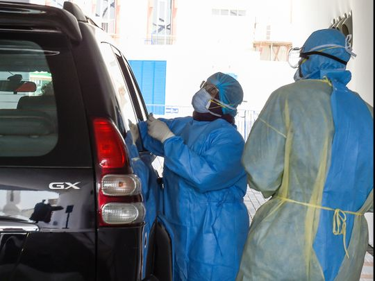 COVID-19: UAE reports 3,005 new coronavirus cases, 5 deaths