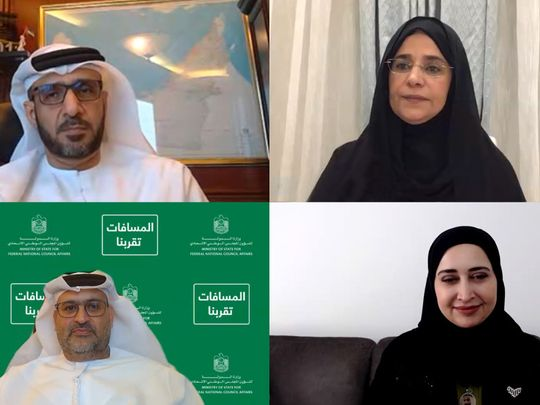 Ministry of State: Emirati women representation in FNC lauded
