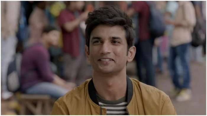 Sushant Singh Rajput giving hugs, roses to challenged kids in 'Dil Bechara' unseen BTS video will melt your heart