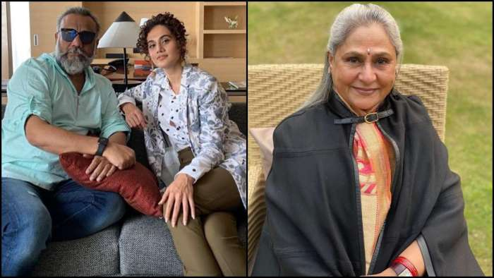 Anubhav Sinha, Taapsee Pannu laud Jaya Bachchan's statements in Rajya Sabha