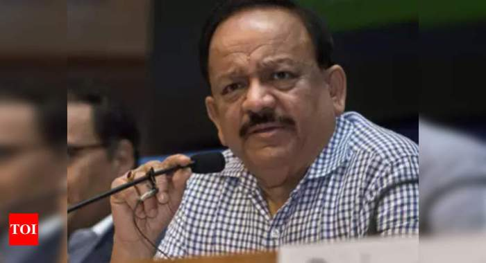 Battle against Covid-19 still far from over, bold decision of lockdown prevented 37-78 thousand deaths: Harsh Vardhan | India News