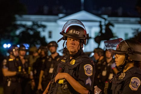 Feds considered using 'heat ray' on DC protesters