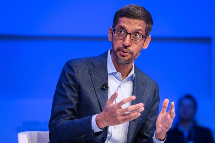 Google breaking out cloud operating income, expenses