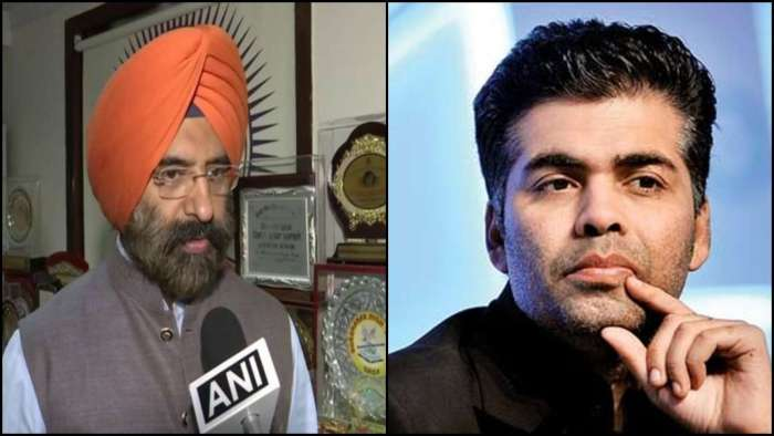 Manjinder Singh Sirsa files complaint against Bollywood celebrities seen 'drugged' in Karan Johar's video