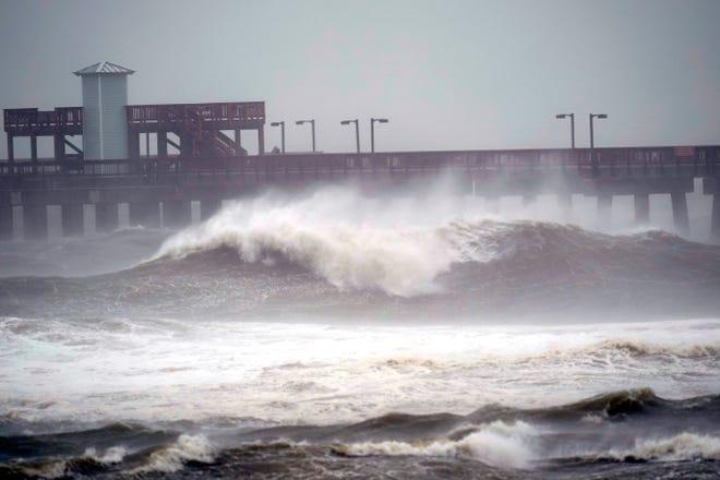Slow-moving Hurricane Sally crawls toward Wednesday landfall, threatens to bring 'historic' flooding to Gulf Coast