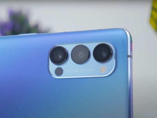 The Oppo Reno4 Pro 5G is a pioneer for 5G videophones bringing industry-leading innovations