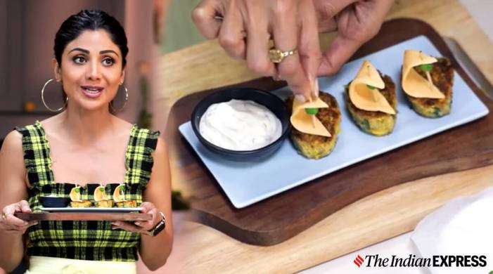 This weekend, try Shilpa Shetty's healthy corn fritter recipe