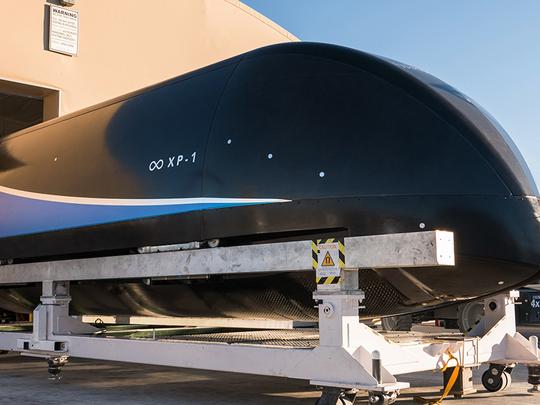 Virgin Hyperloop signs deal with Bengaluru International Airport