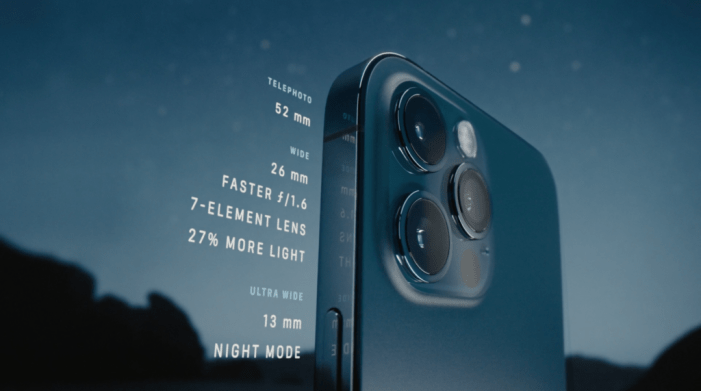 iPhone 12 Pro camera wows while talk about lack of chargers bore