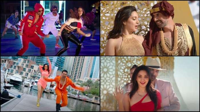 Akshay Kumar-Kiara Advani get groovy in stylish track