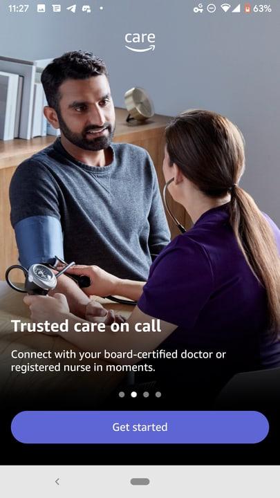 Amazon Care telemedicine service job listings hint at expansion