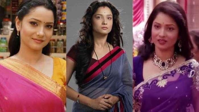 Ankita Lokhande remembers how she picked sarees for 'Pavitra Rishta'