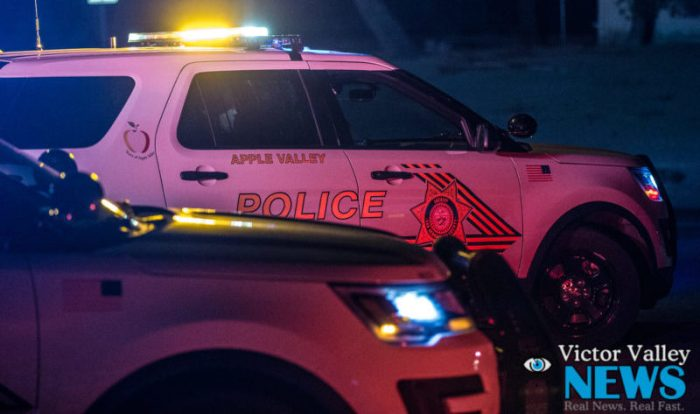 Apple Valley man, 53, arrested following pursuit