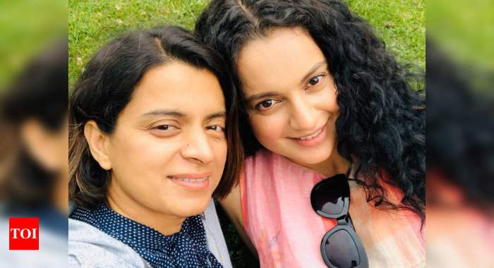 Bandra court directs police to register an FIR against Kangana Ranaut and her sister Rangoli Chandel for allegedly instigating communal tension | Hindi Movie News