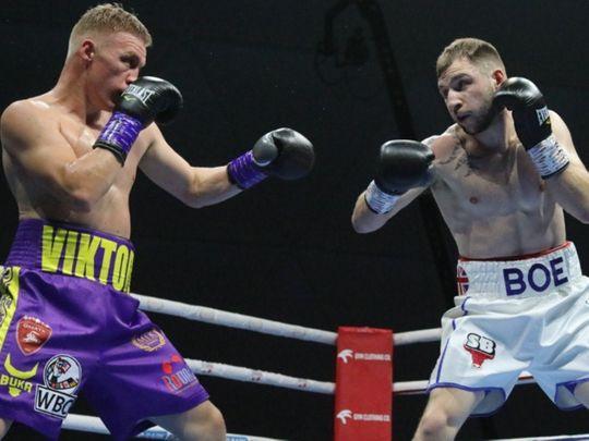 Boxing: Big wins for Maxi Hughes and Hovhannes Bachkov at Rotunda Rumble IV in Dubai