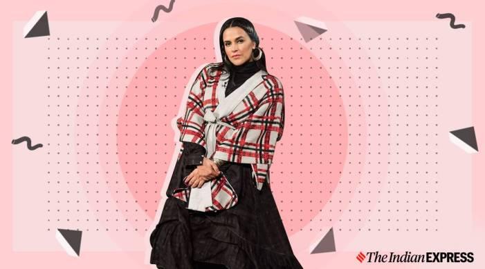 Celeb fashion: Neha Dhupia's style game is always on point