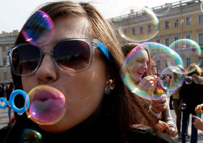 Citi CEO Corbat: Negative interest rates create 'strange' bubbles