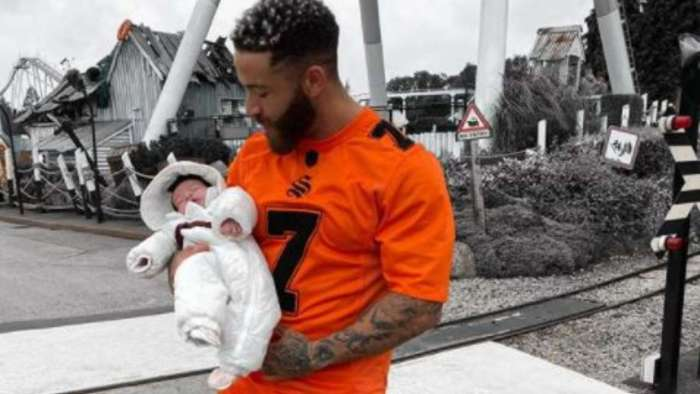 'Ex On The Beach's' Ashley Cain reveals 2-month-old daughter diagnosed with 'rare, aggressive' form of leukemia