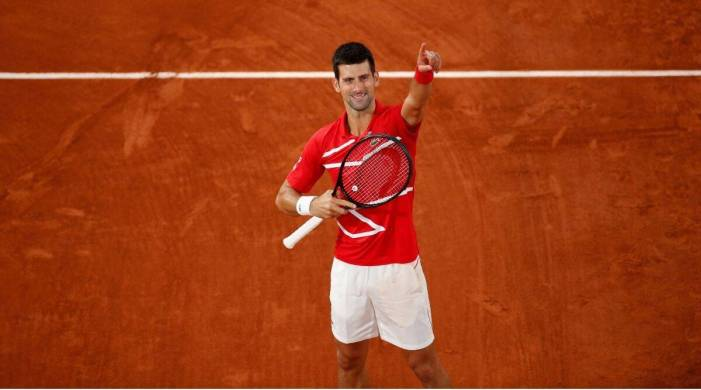 French Open: Novak Djokovic resists gallant Stefanos Tsitsipas to set up Nadal final