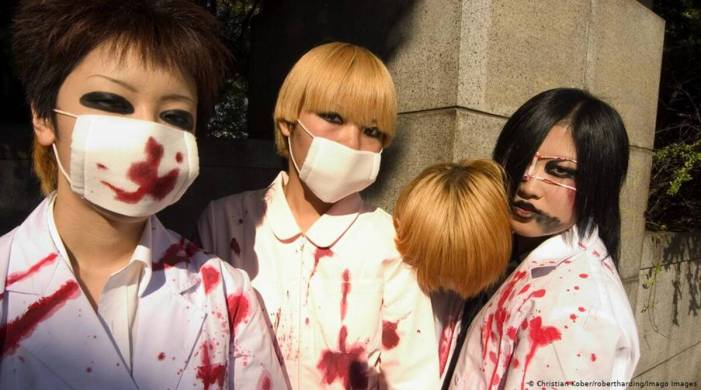 Japan's 'yami kawaii' culture breaks down mental health barriers