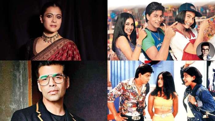 Karan Johar, Kajol recall iconic moments from film