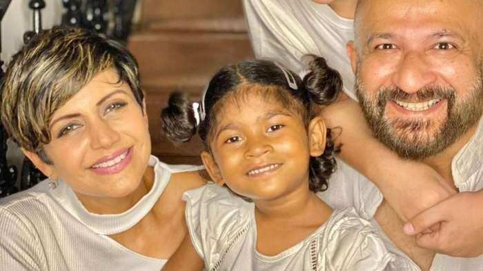 Mandira Bedi welcomes baby girl Tara Bedi Kaushal