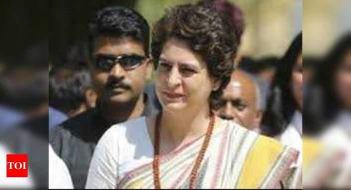 Priyanka Gandhi seeks UP chief minister Yogi Adityanath's resignation | India News