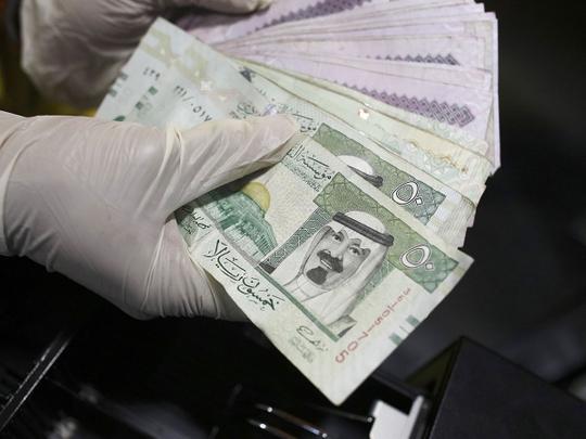 Saudi peg 'here to stay' says Goldman