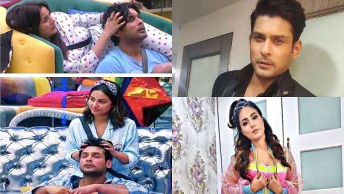 Sidharth Shukla's love for head massage continues with Hina Khan replacing Shehnaaz Gill
