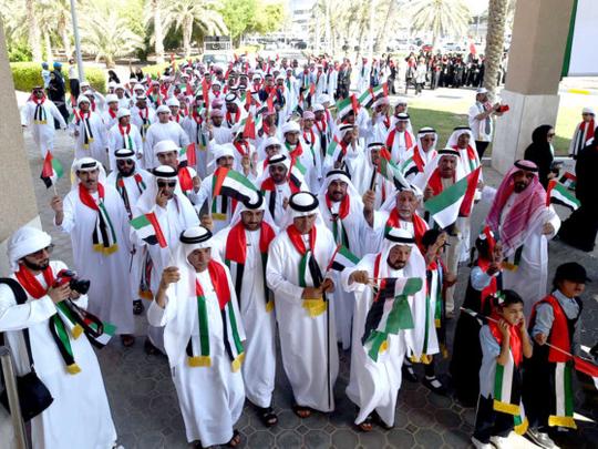UAE: Mohammed bin Rashid calls on citizens to observe 'Flag Day' on November 3