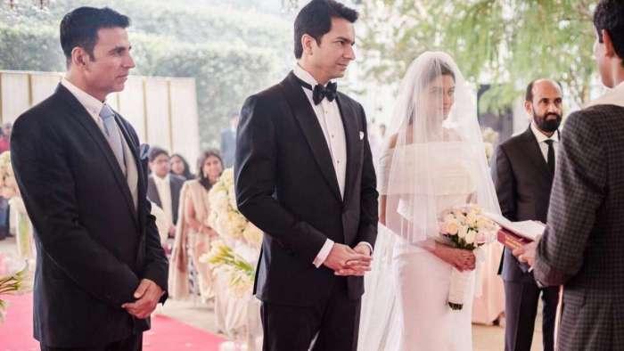 When Akshay Kumar played cupid to Rahul Sharma and her 'Ghajini' kind of love story