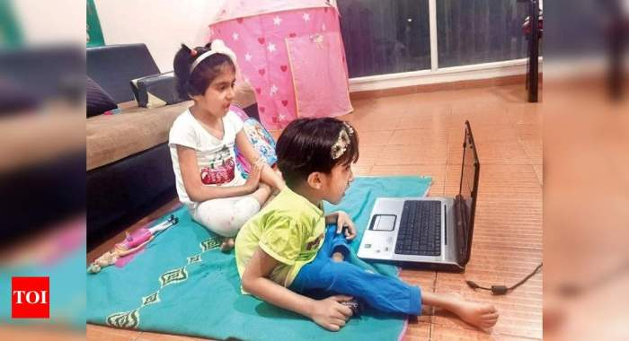Why some children are thriving in 'zoom school' | India News